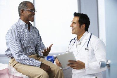doctor - patient